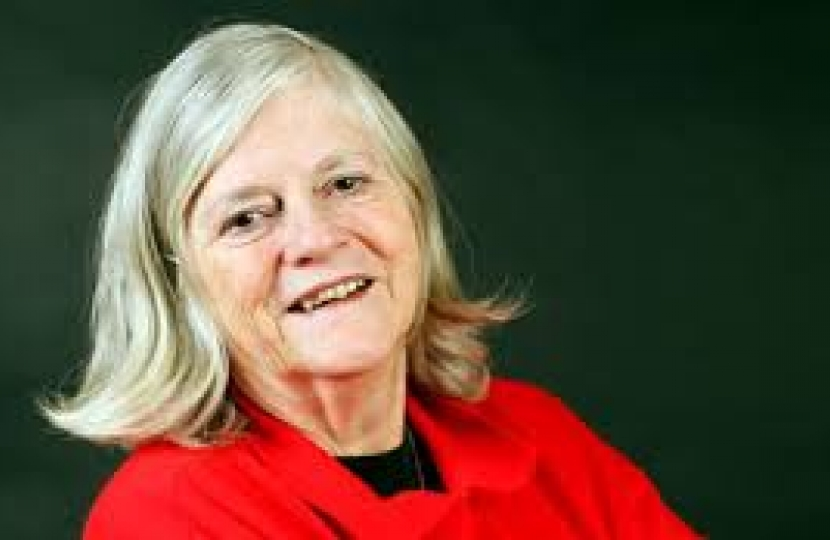 Ann Widdecombe DSO