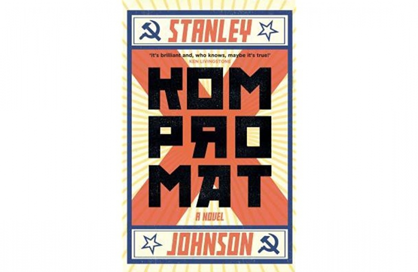 Kompromat by Stanley Johnson