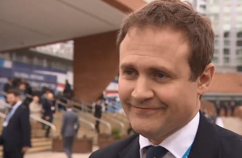 Drinks Reception with Tom Tugendhat MP 12 June 2019