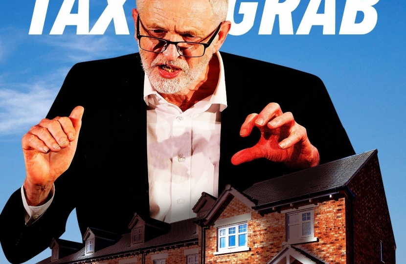 Stop Labour's Tax Grab on Homeowners