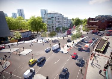 LOCAL CONSERVATIVES HALT CS11 CYCLE SUPERHIGHWAY TO NOWHERE